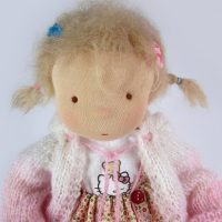 crocheted-hoody-mohair-doll-waldorf-hello-kitty-felted