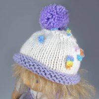 crocheted-hat