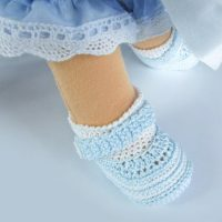 Alice in Wonderland doll- shoes