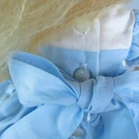 Alice in Wonderland doll- ribbon