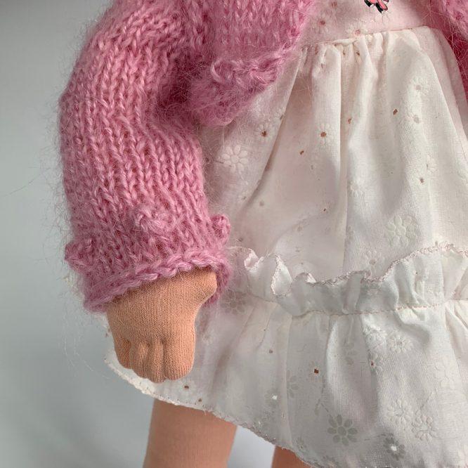 Waldorf-steiner-doll-mohair