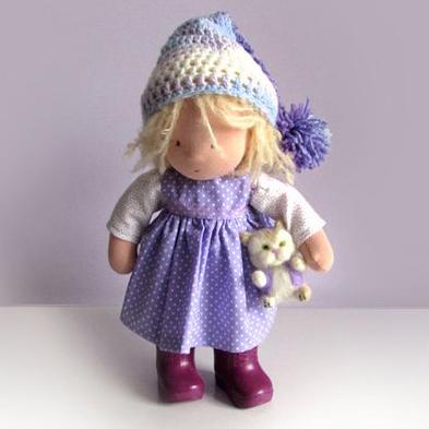 first-waldorf-doll