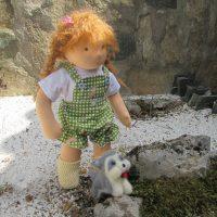 steiner-girl-with-husky