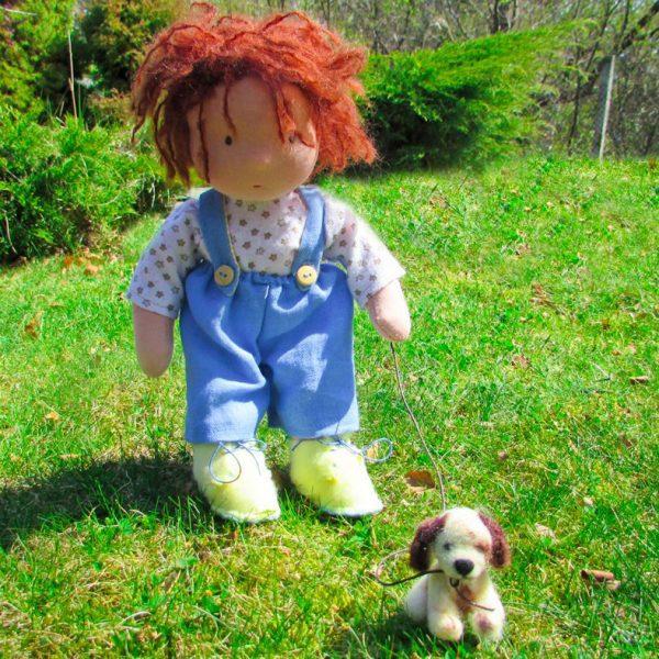 waldorf-doll-felted-puppy-boy