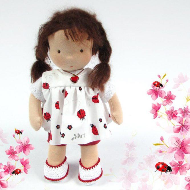 waldorf-doll-ladybird
