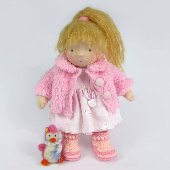 waldorf-doll-with-baby-penguin