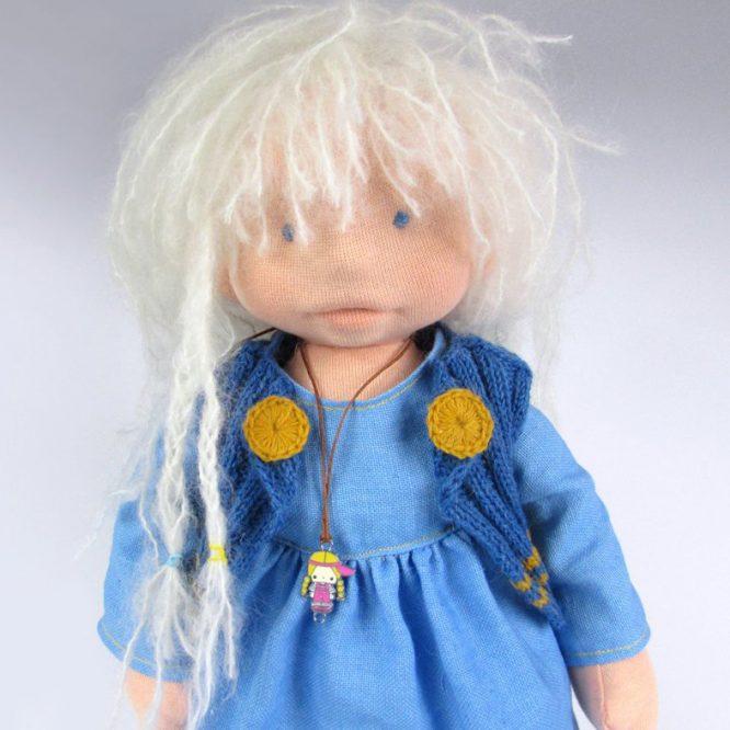 steiner-doll