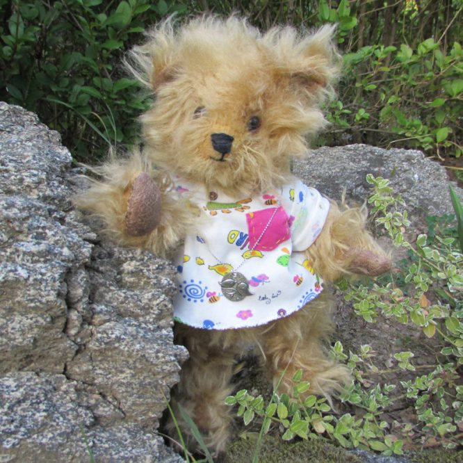 flyffy-teddy-bear-boy-collectable-cuddle-mohair-schulte-germany-cute1