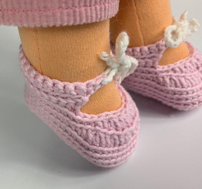 waldorf-doll-shoes