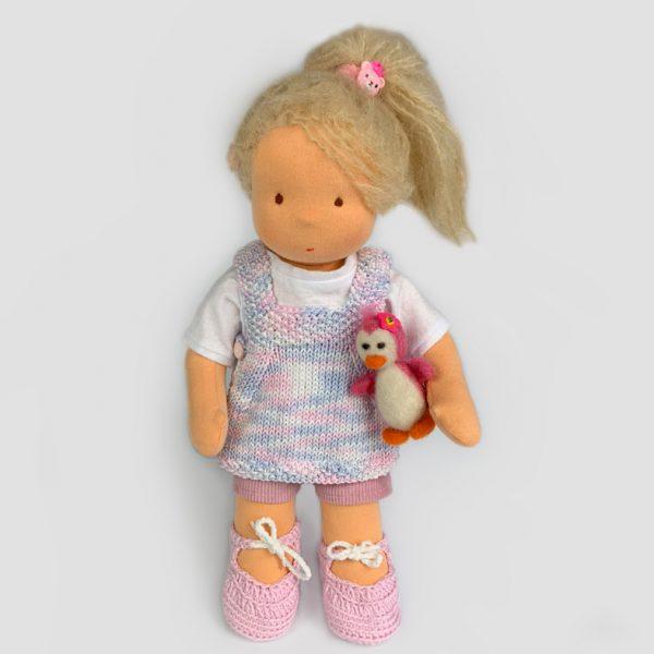 waldorf-doll-steiner-felted-penguin-pink