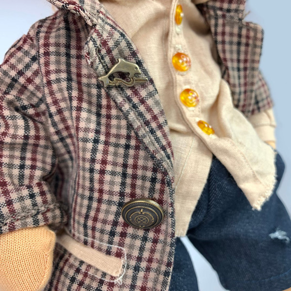 Gavroche waldorf doll clothes preview3