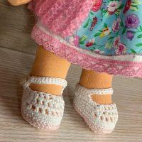 Обувки на кукла