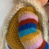 Дрехи на Пипи дългото чорапче