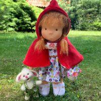 Кукла Червената шапчица