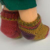 Плетени чорапи на Пипи